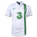 Ireland 12/13 Away Soccer Jersey
