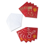 Manchester United Christmas Cards (10 Pack)