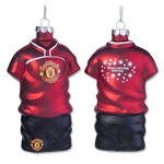 Manchester United Kit Ornament-2 Pack