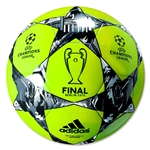 adidas Finale Berlin Capitano Ball (Solar Yellow/Black)