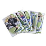 Seattle Sounders Team Set Cards 2014