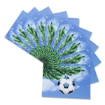 Soccer Ornament Cards