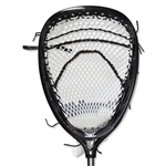 Brine Eraser 2 Strung Goalie Head (Black)