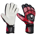 uhlsport Eliminator Supersoft Bionik Glove (Red/Black/White)