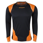 uhlsport Ergonomic Goalkeeper Shirt (Blk/Orange)