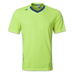 adidas F50 Training T-Shirt (Lime)