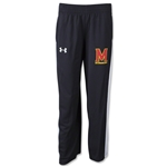 Under Armour Maryland Youth Track Pants (Black)