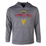 Under Armour Maryland Lacrosse Youth Hoody (Gray)