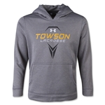 Under Armour Townson Lacrosse Youth Hoody (Gray)