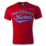 Korea Banner T-Shirt (Red)