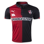 Atlas 14/15 Jersey de Futbol Local