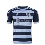Sporting KC 2015 Youth Away Soccer Jersey
