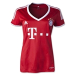 Bayern Munich 13/14 Jersey de Futbol Local Femenil