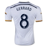 LA Galaxy 2015 GERRARD Jersey de Futbol Local