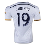 LA Galaxy 2015 JUNINHO Home Soccer Jersey