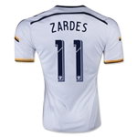 Los Angeles 2015 ZARDES Home Soccer Jersey
