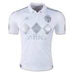 Sporting KC 2015 Authentic Third Soccer Jersey