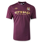 Manchester City 12/13 Away Soccer Jersey