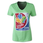 adidas 2015 FIFA Women's World Cup Canada(TM) Women's T-Shirt