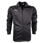 PUMA Icon Walk Out Jacket (Black/White)