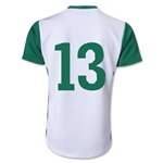 Ireland 2014 Alternate O'DRISCOLL Rugby Jersey