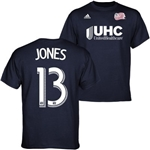 New England Revolution Jones T-Shirt