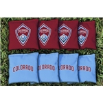 Colorado Rapids Cornhole Bag Set