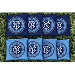 New York City FC Cornhole Bag Set