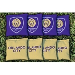 Orlando City FC Cornhole Bag Set