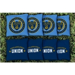 San Jose Earthquakes Cornhole Bag Set