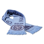New York City FC Intro Scarf