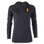 Belgium Women's 1/4 Zip Training Hoody