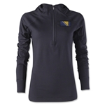 Bosnia-Herzegovina Women's 1/4 Zip Training Hoody