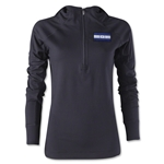 Honduras Women's 1/4 Zip Training Hoody