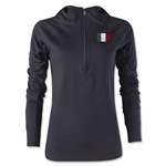 Italy Women's 1/4 Zip Training Hoody