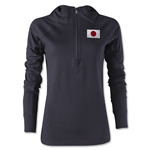 Japan Women's 1/4 Zip Training Hoody