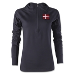Denmark Women's 1/4 Zip Training Hoody