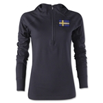 Sweden Women's 1/4 Zip Training Hoody