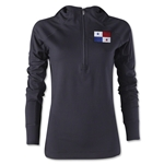 Panama Women's 1/4 Zip Training Hoody