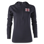 Georgia Women's 1/4 Zip Training Hoody