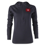 Hong Kong Women's 1/4 Zip Training Hoody