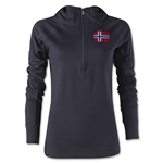 Norway Women's 1/4 Zip Training Hoody