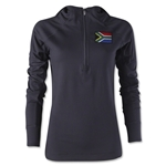 South Africa Women's 1/4 Zip Training Hoody