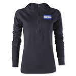 El Salvador Women's 1/4 Zip Training Hoody