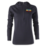 Ethiopia Women's 1/4 Zip Training Hoody