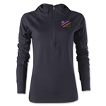 Namibia Women's 1/4 Zip Training Hoody