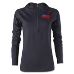 Samoa Women's 1/4 Zip Training Hoody