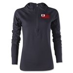 Tonga Women's 1/4 Zip Training Hoody