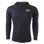 Brazil 1/4 Zip Training Hoody