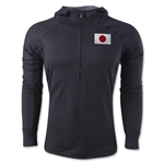 Japan 1/4 Zip Training Hoody